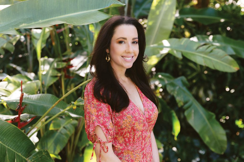 Angela Wade, founder of Shades of Green