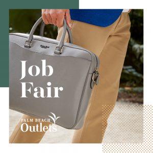 Palm Beach Outlets Hosts Job Fair S