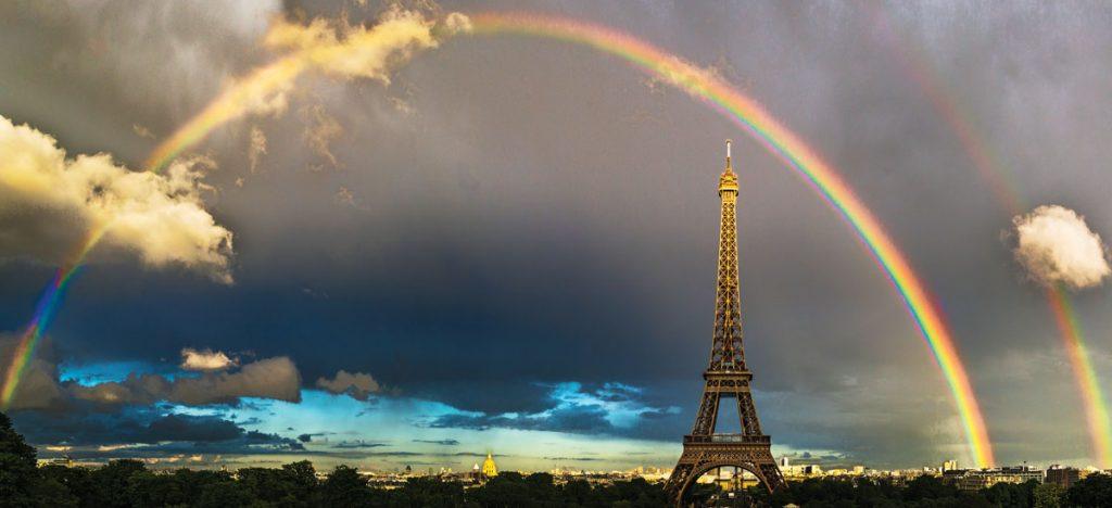Paris Rainbow, Louis Foubare