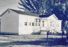 Loxahatchee Schoolhouse in Yesteryear Village in West Palm Beach