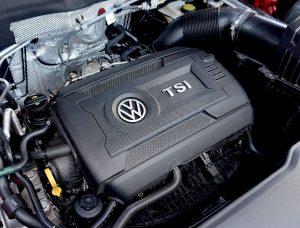 Volkswagen Atlas TSI engine