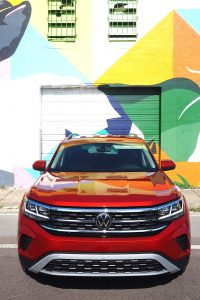 Volkswagen Atlas front