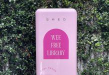 Wee Free Library at The Royal Poinciana Plaza