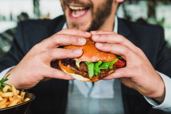 Cheeseburger Day at City Oyster