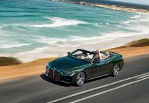 BMW M440i driving, Fabian Kirchbauer Photography