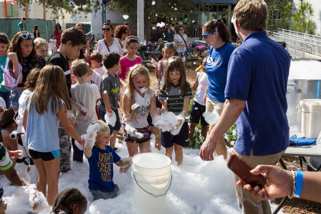Fall Family Fun Fest. Photos courtesy of the South Florida Science Center and Aquarium