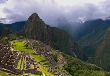 Virtual voyage of Machu Picchu. Image courtesy Museo Larco, Peru